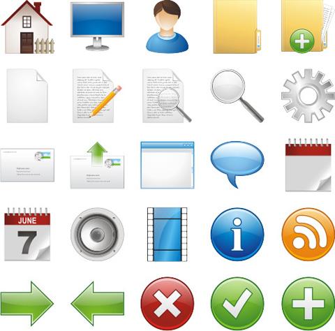 Simpliscita Icons Set